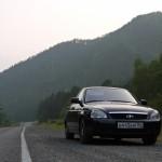 Машина для путешествий-подумал я, когда  сжег 8 литров 95-го бензина на 400 км. по горам!
