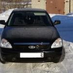 Отзыв об автомобиле Лада Приора с комплектацией стандарт