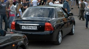 тюнинг на приору в Тольятти